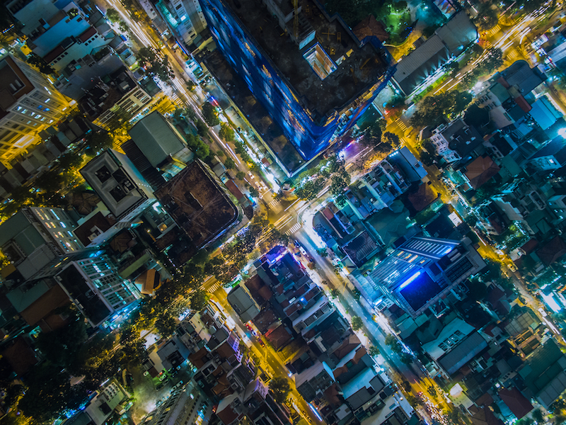 GIS and remote sensing methods support a more sustainable urban planning and help define the quality factors meaningful to development at cities.