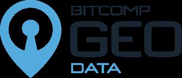 Bitcomp Geo Data logo