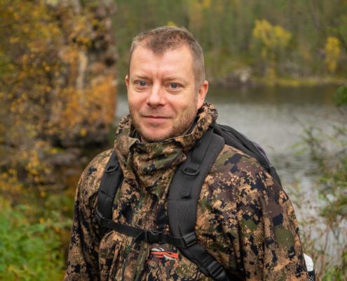 Tapani Stjernvall